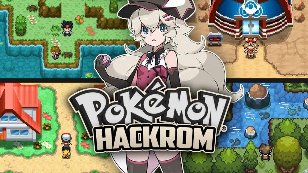 Free Pokemon ROM Hacks for GBA emulator