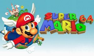Super Mario 64 ROM game hacks